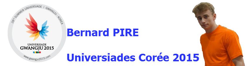 Bernard Pire_Corée 2015